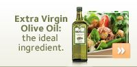 Extra Virgin Olive Oil: the ideal ingredient.