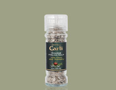 Coarse Italian Salt with Olives and Rosemary