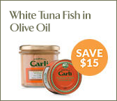 White Tuna Fishin Olive Oil