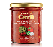 Pasta Sauce with Artichoke