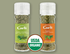 Organic Seasonings