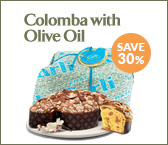 Colomba with Olive Oil