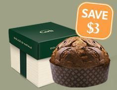 Trial Offer: Panettone with Olive Oil