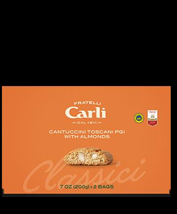 CNNU - 1 Box Almonds Cantuccini 400gm