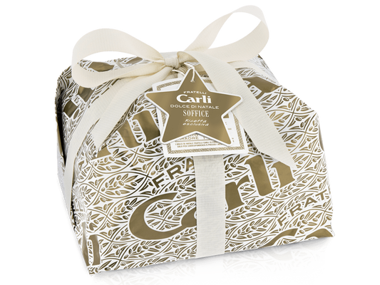 Soffice Panettone with Olive Oil
