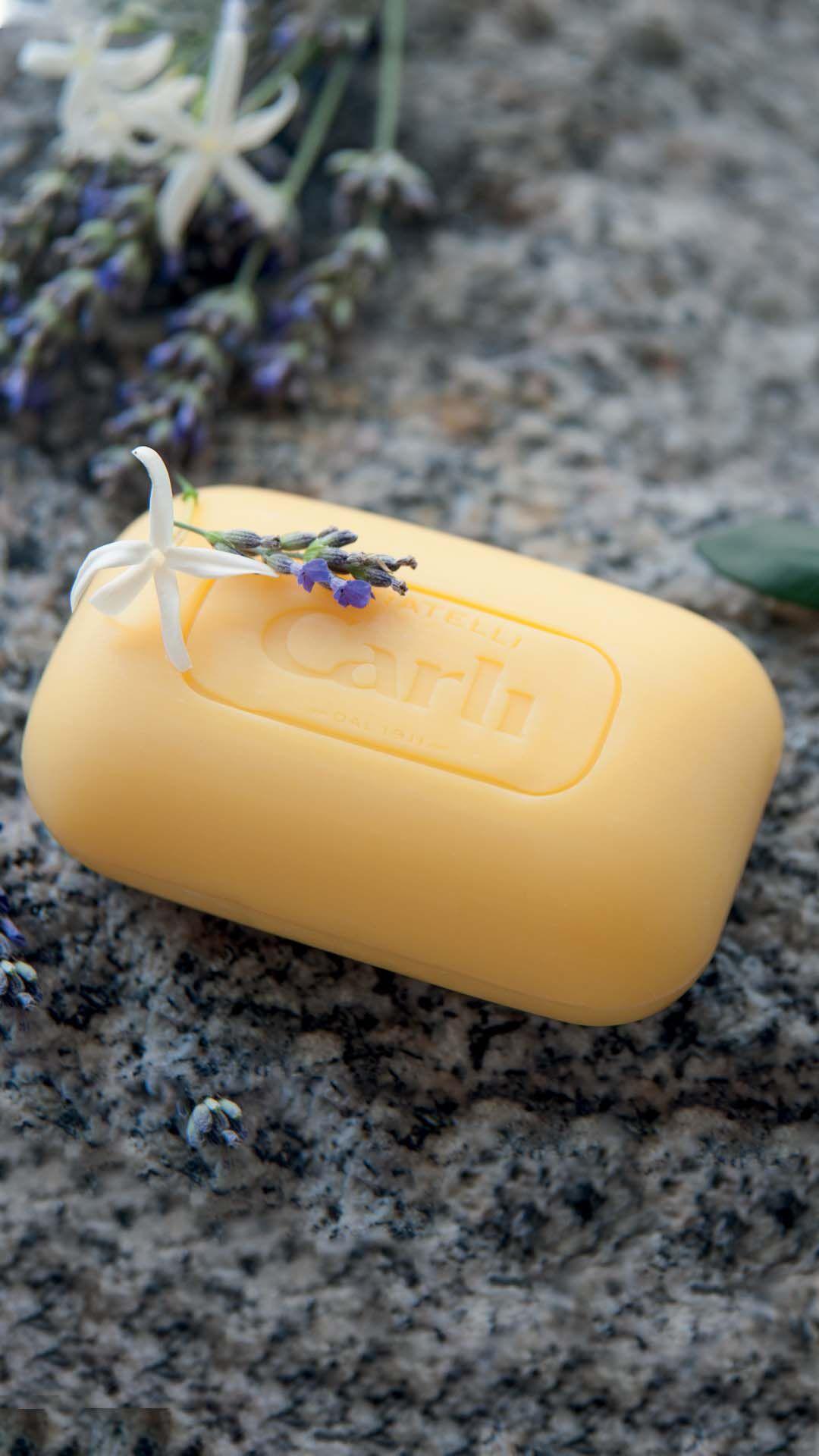 NWGU - 6 Bars Olive Oil Soap