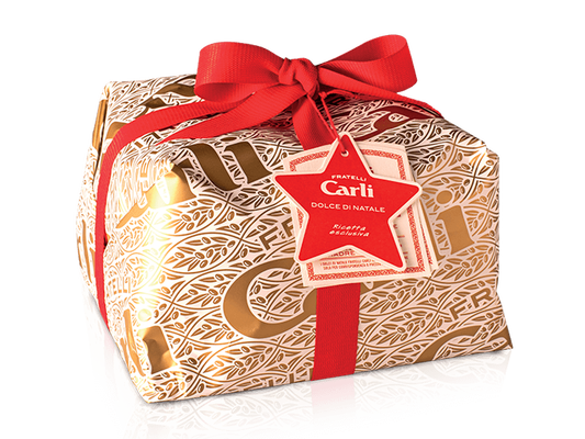 Classic Panettone with Olive Oil