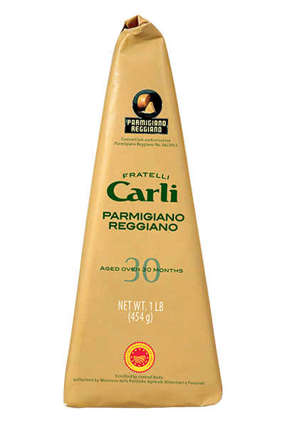 Parmigiano Reggiano P.D.O. 30 months
