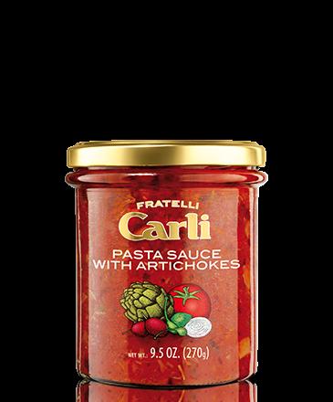 SCAU - 2 Jars Artichoke Sauce 270 Gm