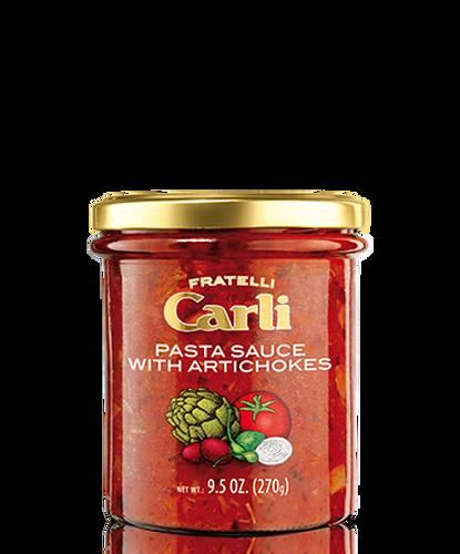 Pasta Sauce with Artichoke