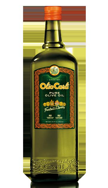 U22 - 6 Bottiglie Olio Oliva L 0,750