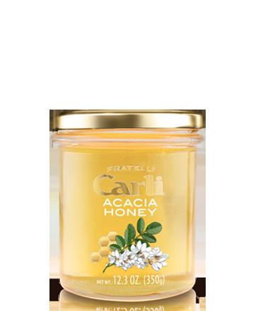 MC3 - 2 Jars Acacia Honey 350 Gm