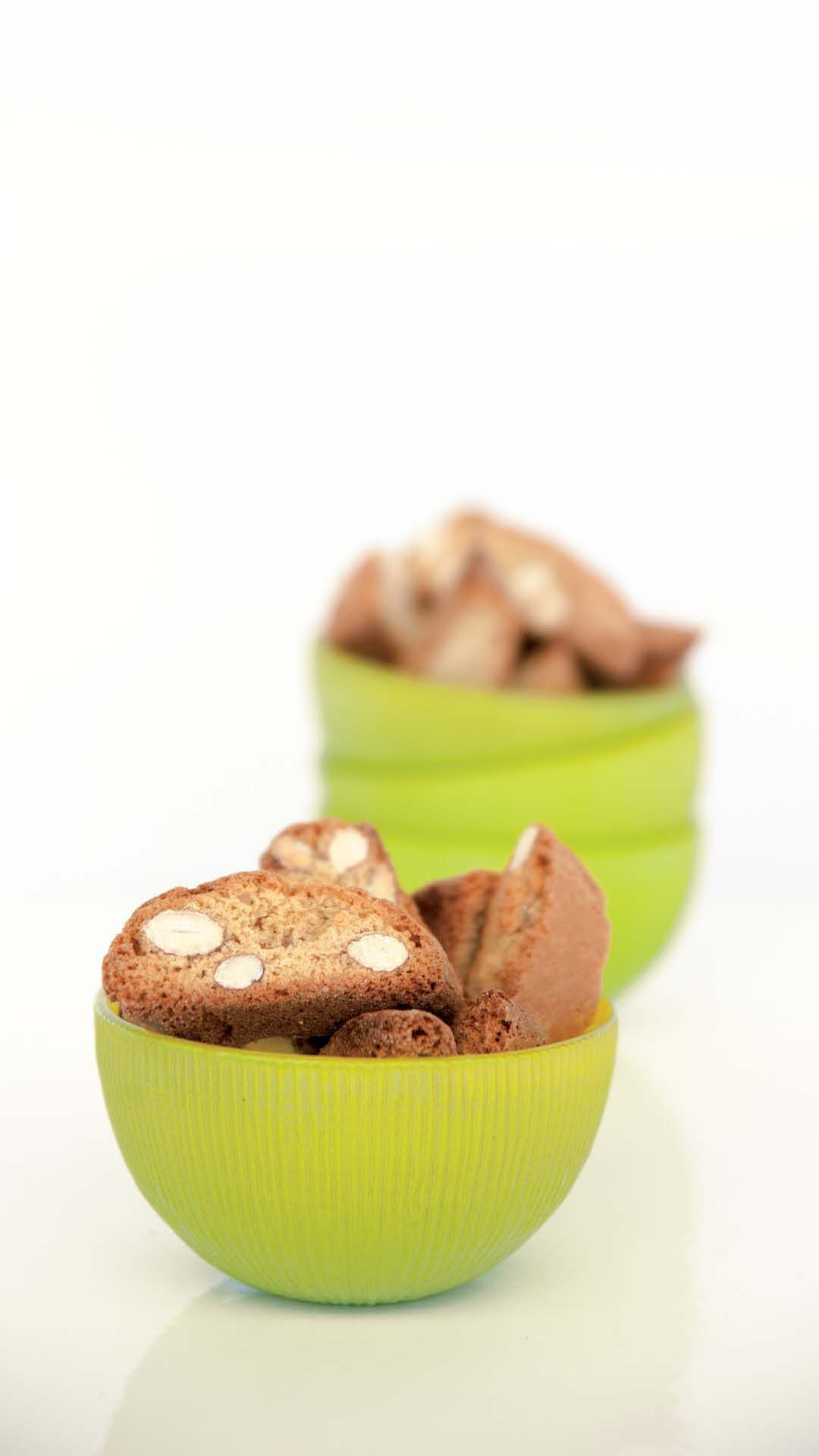 CNNU - 1 Box Almonds Cantuccini 400gm