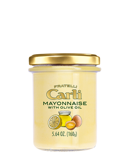 Mayonnaise with Olive Oil