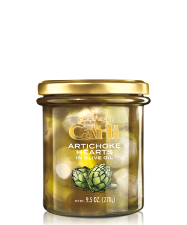 CSU - 2 Jars Artichoke Hearts 280 Gm
