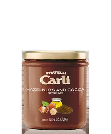CNU - 1 Hazelnuts And Cocoa Spread