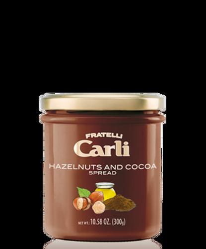 Hazelnut and Cocoa Spread